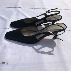 Liz Claiborne Abakus Slingback Sandal Sz 7 1/2M